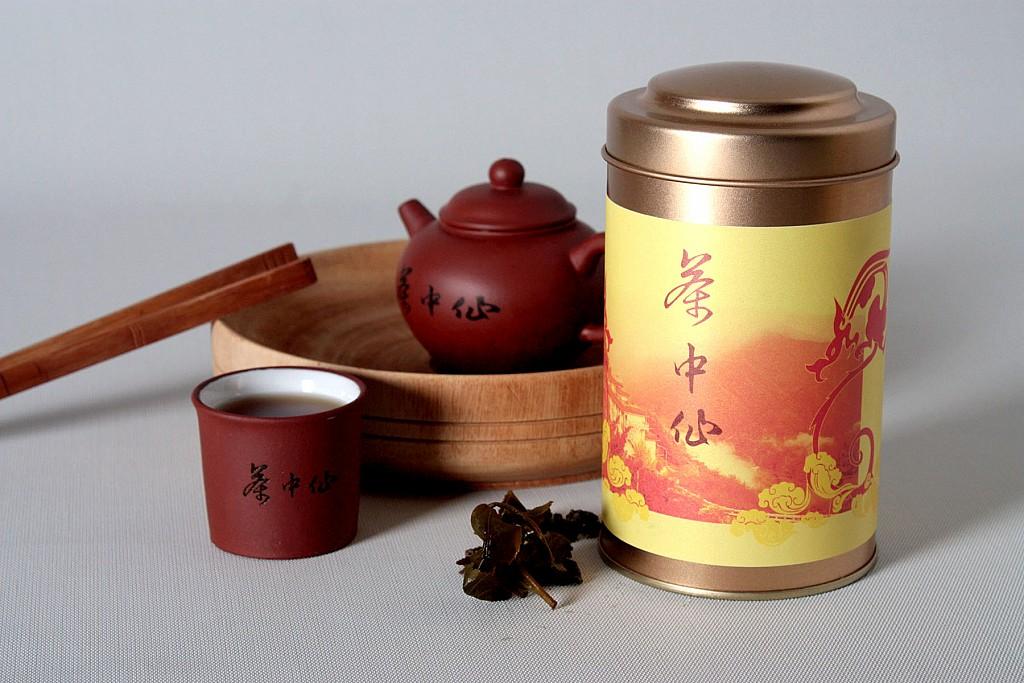梨山~環山茗茶150g