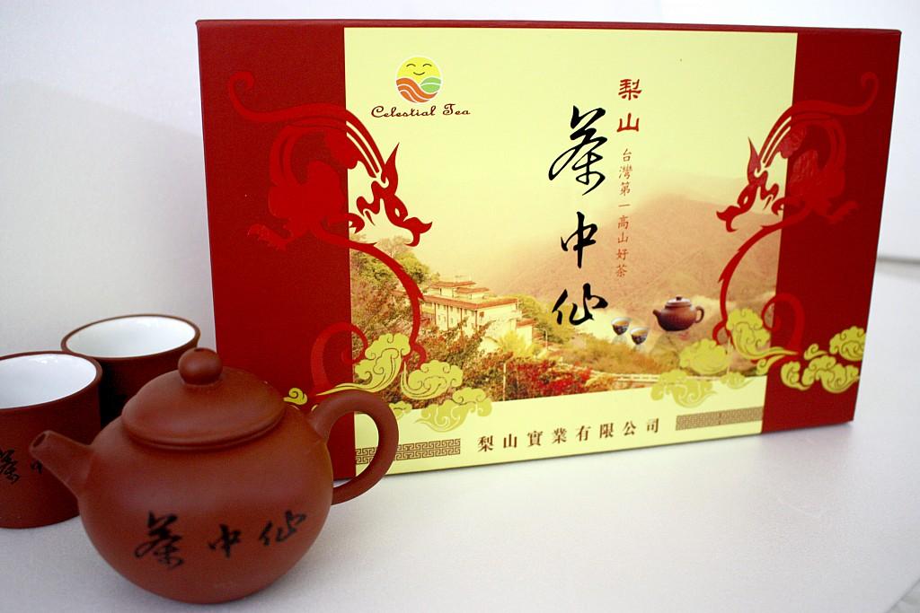 梨山~環山(秋)茗茶75g(2入)